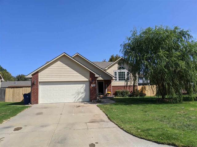 824 S Carriage Rd, Maize, KS 67101 (MLS #587339) :: Preister and Partners | Keller Williams Hometown Partners