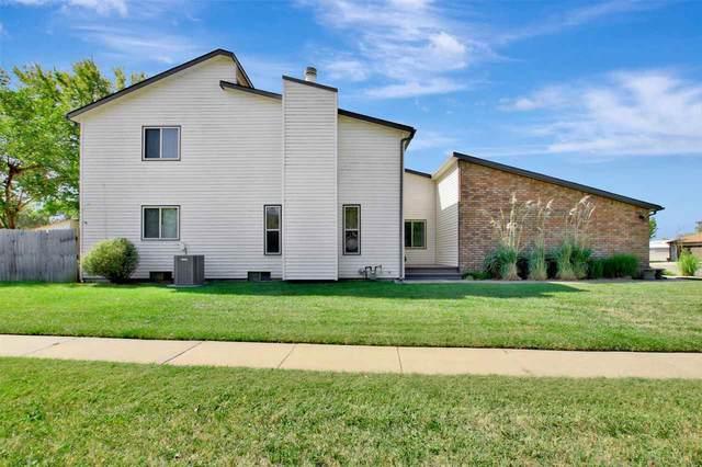 2417 N Walden Dr #101, Wichita, KS 67226 (MLS #587343) :: Keller Williams Hometown Partners