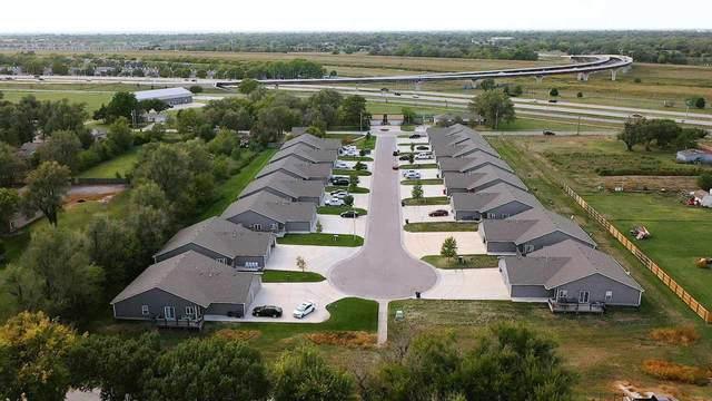 1270 N Curtis Ct 1272 N Curtis, Wichita, KS 67101 (MLS #587361) :: Graham Realtors