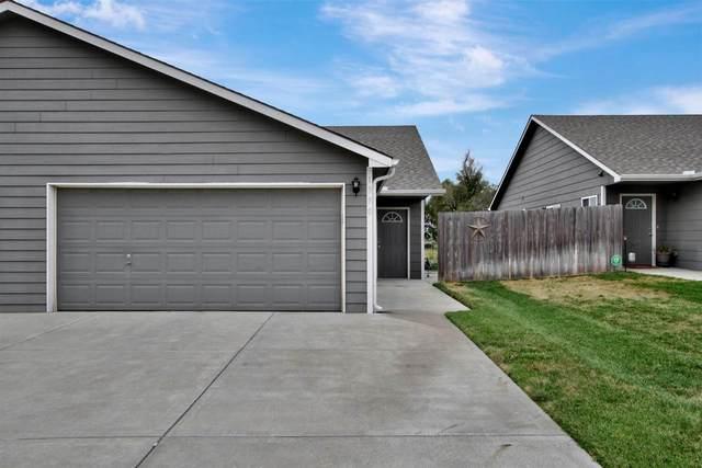 1258 N Curtis Ct 1260 N Curtis, Wichita, KS 67101 (MLS #587363) :: Keller Williams Hometown Partners