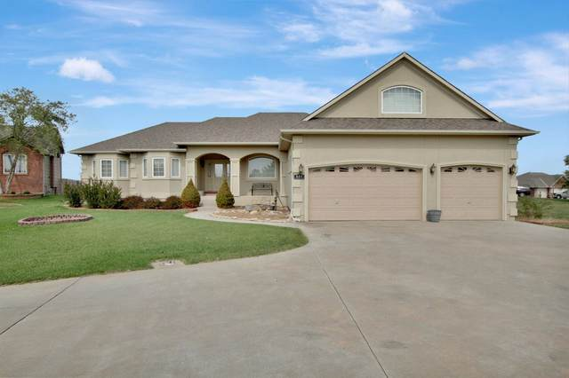 820 Cottonwood Cir, Benton, KS 67017 (MLS #587369) :: Pinnacle Realty Group