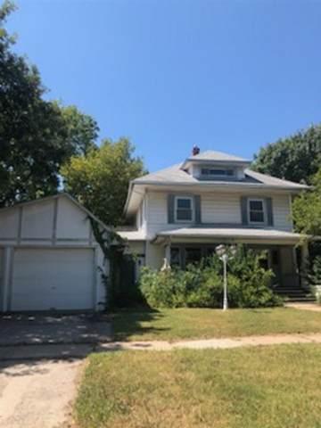 531 Osage St, Augusta, KS 67010 (MLS #587386) :: Graham Realtors