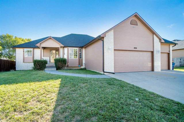 1830 S Goebel St, Wichita, KS 67207 (MLS #587392) :: On The Move