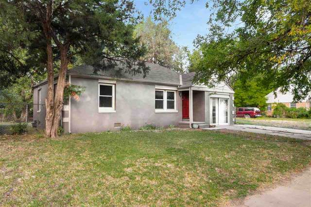 1607 N Oliver Ave, Wichita, KS 67208 (MLS #587411) :: On The Move