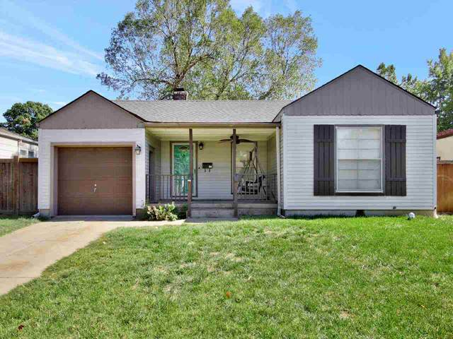318 N Coronado St, Wichita, KS 67208 (MLS #587417) :: Graham Realtors