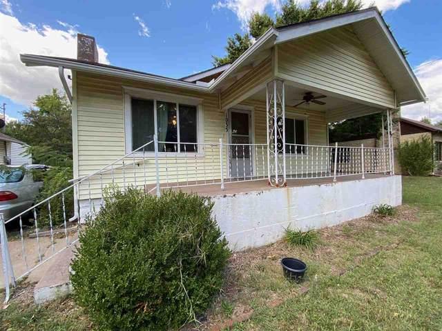 1035 N A St, Arkansas City, KS 67005 (MLS #587424) :: Graham Realtors