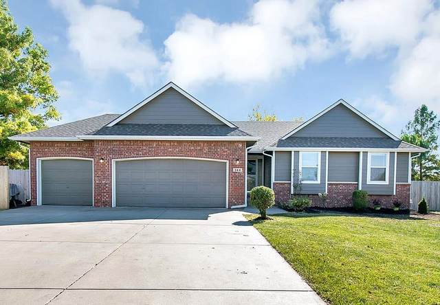 344 Clubhouse Cir, Andover, KS 67002 (MLS #587443) :: Preister and Partners | Keller Williams Hometown Partners