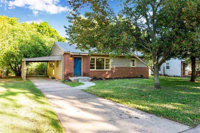 824 N Lakeview Dr, Derby, KS 67037 (MLS #587444) :: On The Move