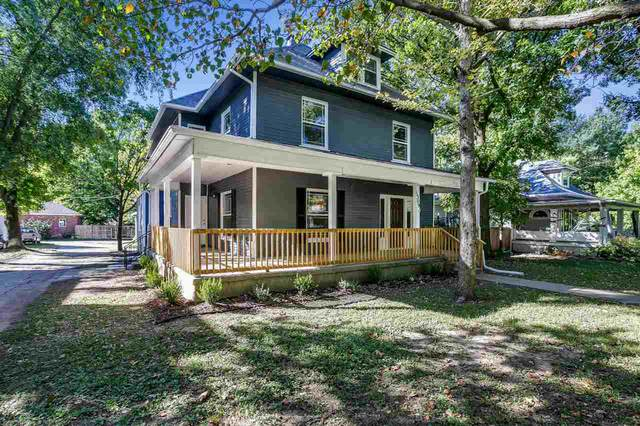 1309 E 9th Ave, Winfield, KS 67156 (MLS #587446) :: Kirk Short's Wichita Home Team