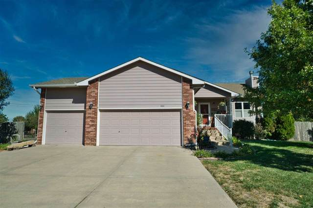 1411 W Gambels Ct, Andover, KS 67002 (MLS #587459) :: On The Move