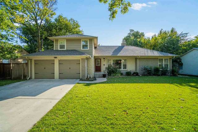 216 S Parkwood Ln, Wichita, KS 67218 (MLS #587464) :: Graham Realtors