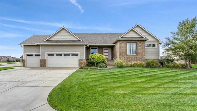 3301 N Covington St, Wichita, KS 67205 (MLS #587475) :: Pinnacle Realty Group