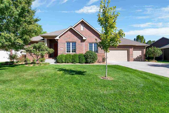 3349 N Wild Thicket Ct, Wichita, KS 67205 (MLS #587478) :: Preister and Partners | Keller Williams Hometown Partners