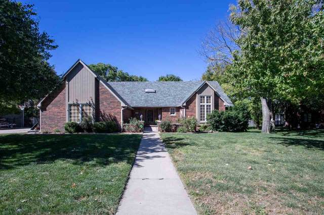 1835 N Lawndale, El Dorado, KS 67042 (MLS #587485) :: Keller Williams Hometown Partners