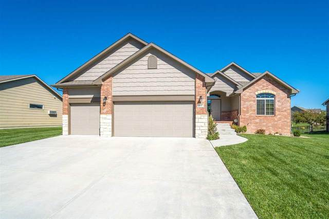 243 E Kodiak Ct, Kechi, KS 67067 (MLS #587488) :: Preister and Partners | Keller Williams Hometown Partners