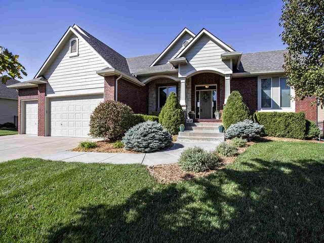 3011 N Red Fox Cir, Wichita, KS 67205 (MLS #587490) :: Jamey & Liz Blubaugh Realtors