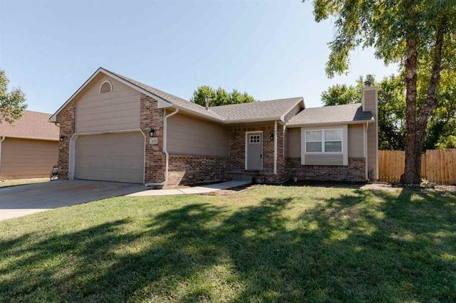 6715 E Perryton, Bel Aire, KS 67226 (MLS #587519) :: Keller Williams Hometown Partners