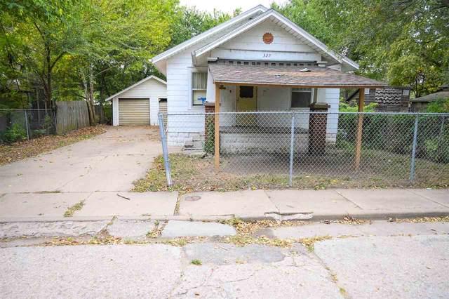 327 N Poplar Ave, Wichita, KS 67214 (MLS #587524) :: Keller Williams Hometown Partners