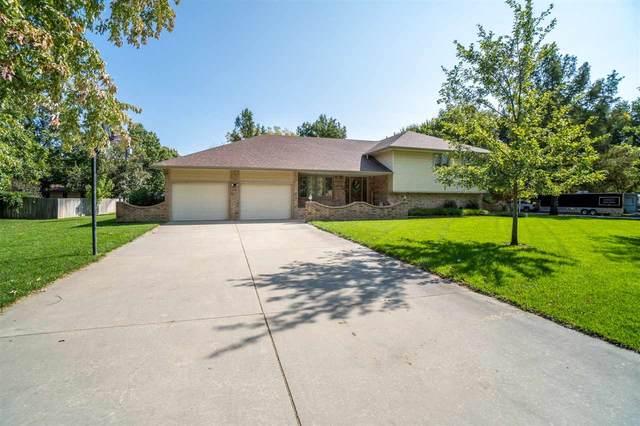 3740 S Howe St, Wichita, KS 67215 (MLS #587528) :: Preister and Partners | Keller Williams Hometown Partners