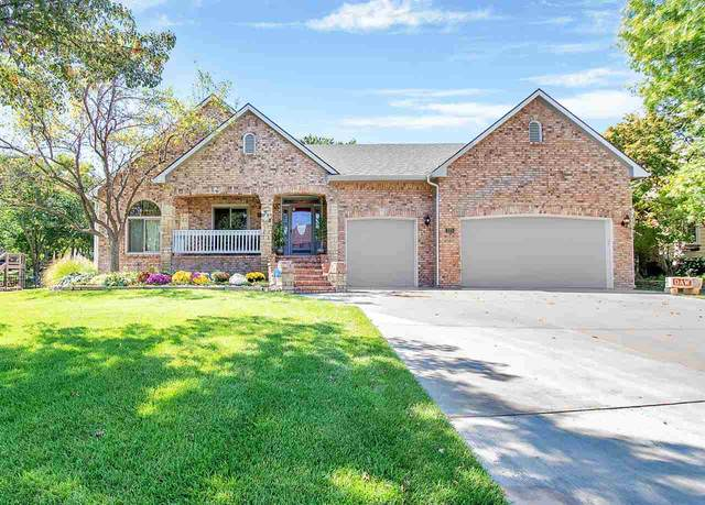 321 N Montbella Cir, Wichita, KS 67230 (MLS #587530) :: Kirk Short's Wichita Home Team