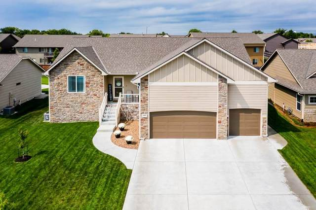 965 Cedar Brook Cir, Mulvane, KS 67110 (MLS #587531) :: Preister and Partners | Keller Williams Hometown Partners