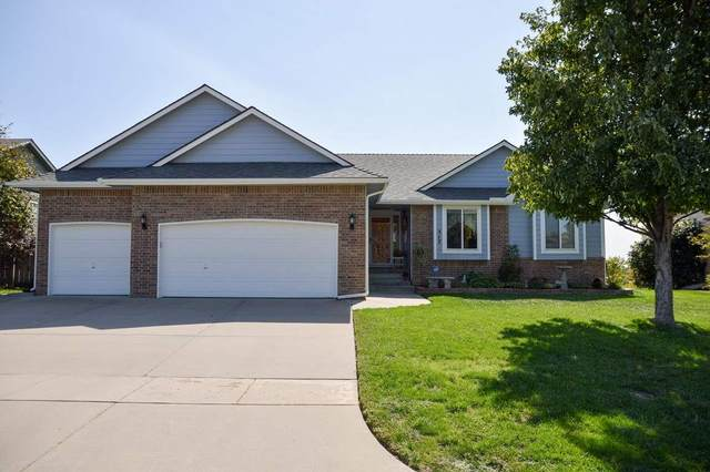 517 E Rolling View Dr, Park City, KS 67147 (MLS #587537) :: Graham Realtors