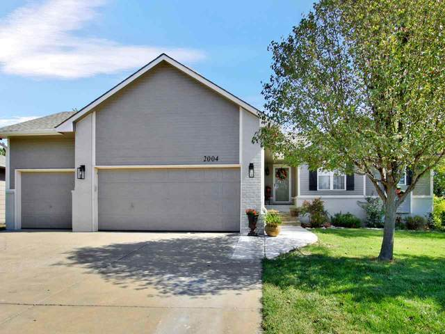 2004 N Lakeside Dr, Andover, KS 67002 (MLS #587555) :: On The Move