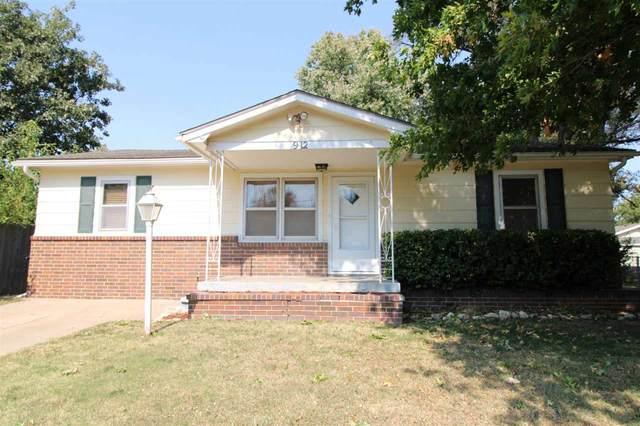 912 Park Ave, El Dorado, KS 67042 (MLS #587560) :: Preister and Partners | Keller Williams Hometown Partners