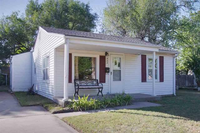 433 N Sheridan, Wichita, KS 67203 (MLS #587565) :: On The Move