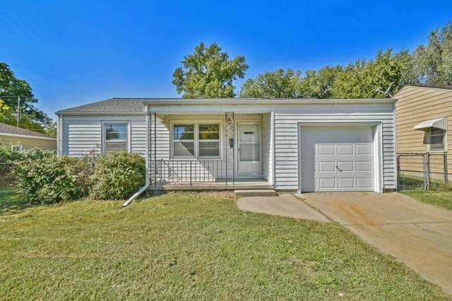 1175 Pineridge St, Wichita, KS 67218 (MLS #587570) :: Preister and Partners | Keller Williams Hometown Partners