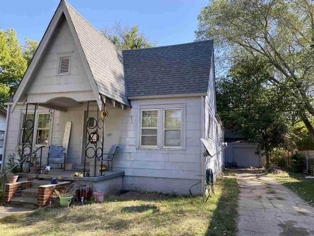 814 S Green, Wichita, KS 67211 (MLS #587572) :: On The Move