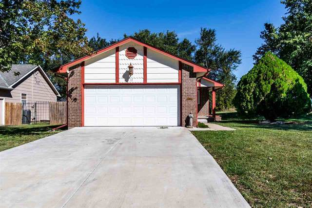 72 Arnold Dr, Augusta, KS 67010 (MLS #587591) :: On The Move