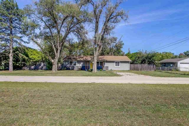 4920 W Monroe St, Wichita, KS 67209 (MLS #587596) :: Keller Williams Hometown Partners