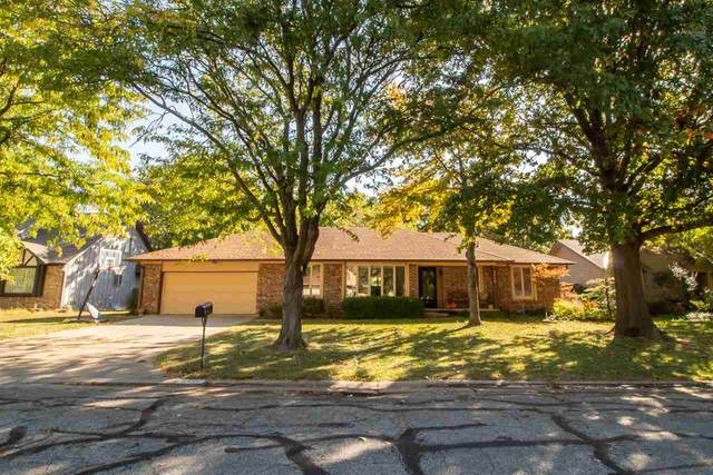2450 N Winstead Cir, Wichita, KS 67226 (MLS #587599) :: On The Move