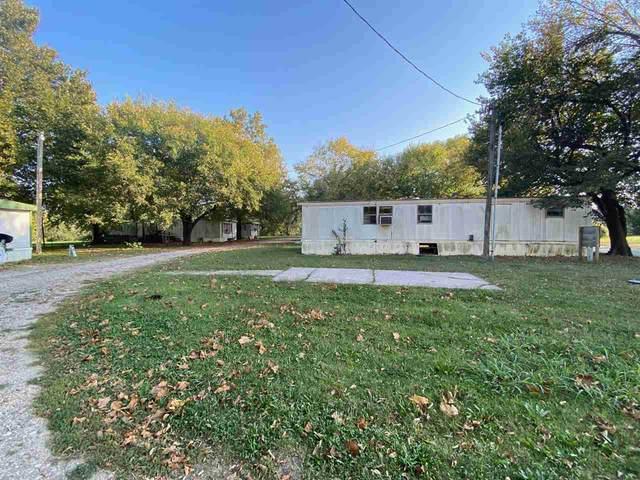 6850 Shady Ln, Arkansas City, KS 67005 (MLS #587601) :: Preister and Partners | Keller Williams Hometown Partners
