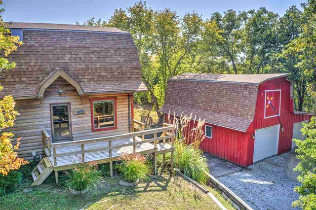 12417 Valley Rd, Arkansas City, KS 67005 (MLS #587608) :: Preister and Partners | Keller Williams Hometown Partners