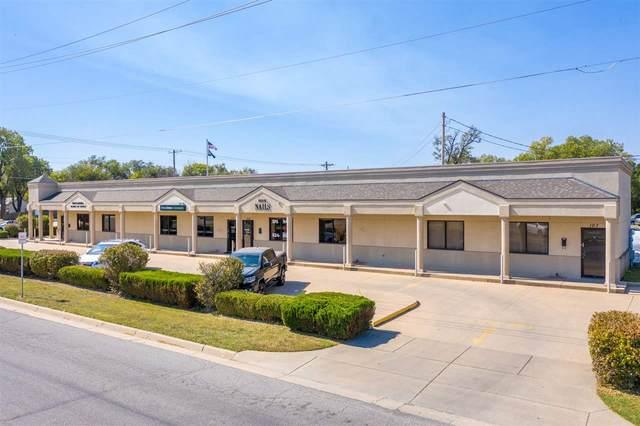 101 N Campbell, Haysville, KS 67060 (MLS #587618) :: Graham Realtors