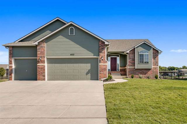 422 N Baughman Ave, Haysville, KS 67060 (MLS #587642) :: Preister and Partners | Keller Williams Hometown Partners
