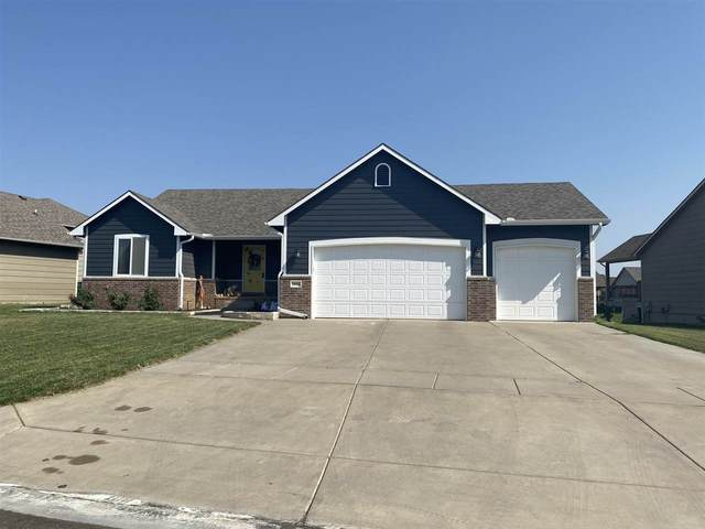1414 S Sierra Hills St, Wichita, KS 67230 (MLS #587643) :: On The Move