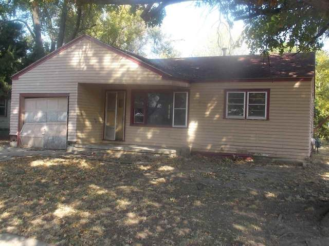 2632 N Poplar St, Wichita, KS 67219 (MLS #587649) :: On The Move