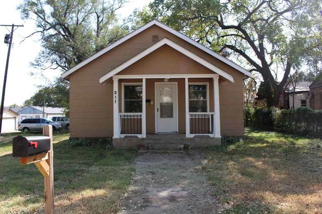211 W Carr Ave, El Dorado, KS 67042 (MLS #587652) :: Preister and Partners | Keller Williams Hometown Partners