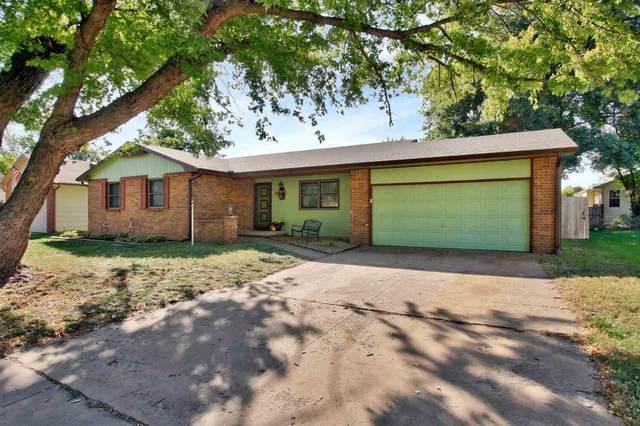 8313 W 17th St N, Wichita, KS 67212 (MLS #587655) :: On The Move
