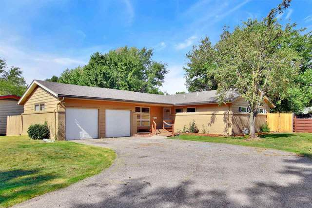 1075 Patricia St, Wichita, KS 67208 (MLS #587669) :: Preister and Partners | Keller Williams Hometown Partners