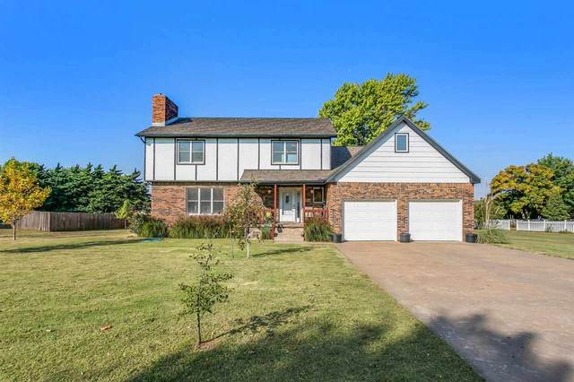 1114 N Anthony Ave, Anthony, KS 67003 (MLS #587670) :: Pinnacle Realty Group
