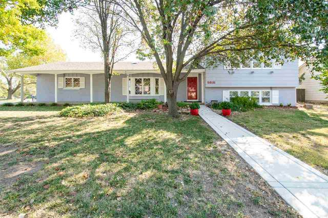 5831 E Danbury St., Bel Aire, KS 67220 (MLS #587673) :: Kirk Short's Wichita Home Team