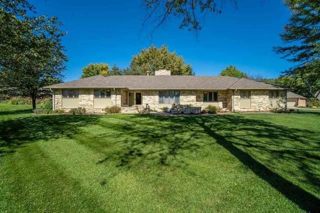 14502 E Willowbend Court, Wichita, KS 67230 (MLS #587674) :: Preister and Partners | Keller Williams Hometown Partners
