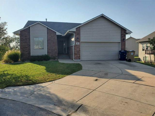912 W Onewood Ct, Andover, KS 67002 (MLS #587679) :: On The Move