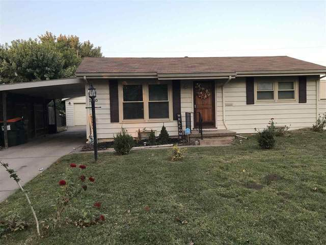2540 S Exchange Pl, Wichita, KS 67217 (MLS #587690) :: Keller Williams Hometown Partners