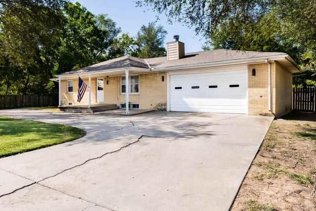 605 N Andover Rd, Andover, KS 67002 (MLS #587703) :: Preister and Partners | Keller Williams Hometown Partners