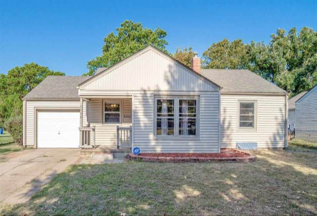 2534 E Aloma St, Wichita, KS 67211 (MLS #587708) :: Preister and Partners | Keller Williams Hometown Partners